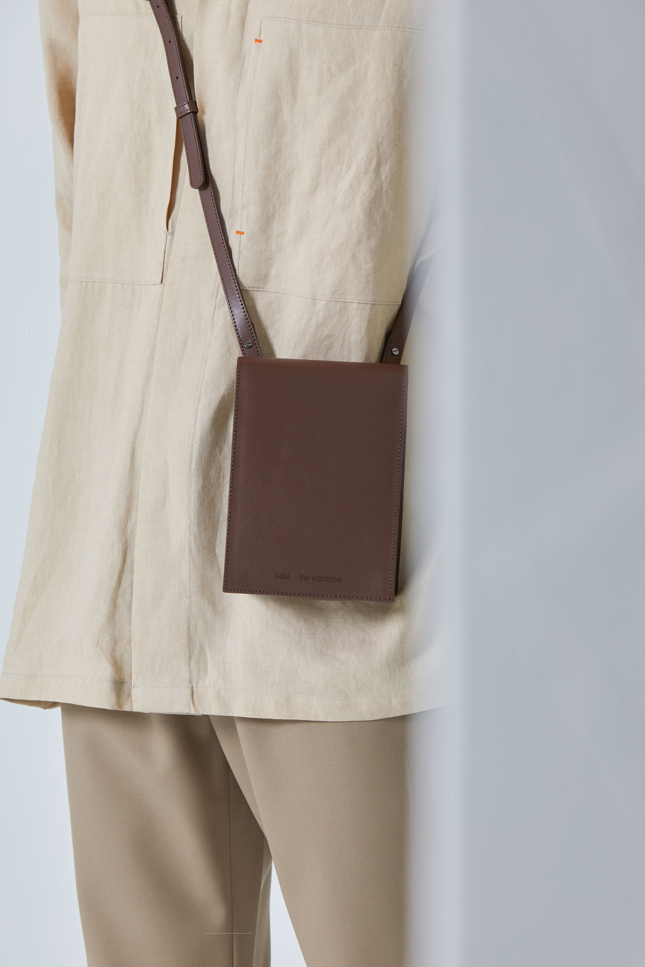 3-Way Leather Minibag_Brown